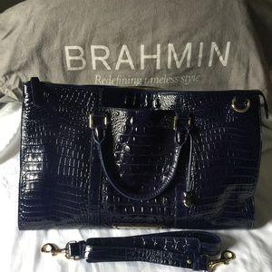 BRAHMIN ANYWHERE WEEKENDER MELBOURNE BAG